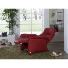 Cumuly by Himolla Rhine Large Reclining Armchair with Storage Battery
