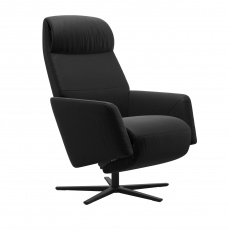 Stressless Scott Power Recliner Chair With Sirius Base