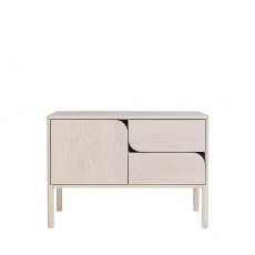 Ercol 4260 Verso Small Sideboard  - Whitened Finish