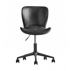 Gallery Mendel Swivel Chair Charcoal