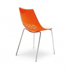Connubia Calligaris Jam Four Leg Chair