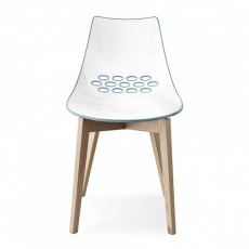 Connubia Calligaris Jam Wood Four Leg Chair