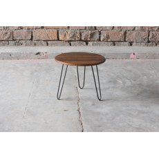 Little Tree Furniture Mary Rose Reclaimed Medium Circular Nest Table