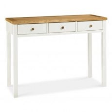 Bentley Designs Atlanta Two Tone Dressing Table