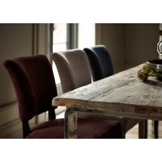 Halo Mimi Moleskin Dining Chair