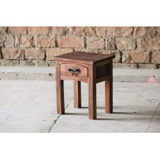 Little Tree Furniture Rustica Reclaimed Lamp Table