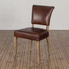 Halo Mimi Dining Chair - Leather