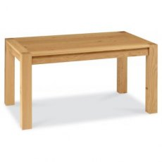 Bentley Designs Lyon Oak 6 Seater Dining Table
