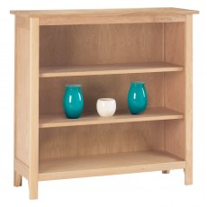 Corndell Nimbus 1276 Options Bookcase - 2 Shelves Large