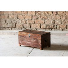 Little Tree Furniture Rustica Reclaimed Trunk Box