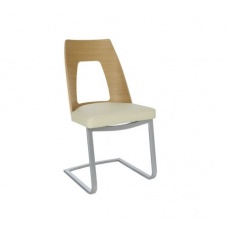 Ercol 2645 Romana Cantilevered Dining Chair