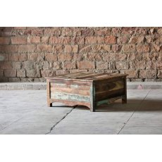 Little Tree Furniture Riya Reclaimed Trunk Coffee Table