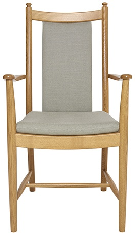 Ercol 1128A Windsor Penn Padded Back Dining Armchair