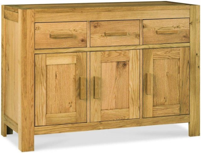 Sideboard 120 Cm ~ Bentley designs lyon oak sideboard 120cm brentham furniture