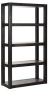 Halo Ironoak Single Bookcase - Express Delivery 2 weeks