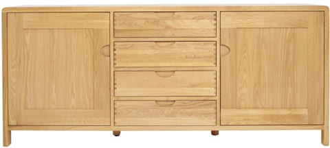 Ercol 1385 Bosco Large Sideboard