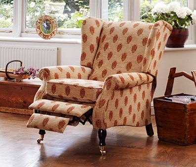 Parker Knoll York Manual Recliner Chair