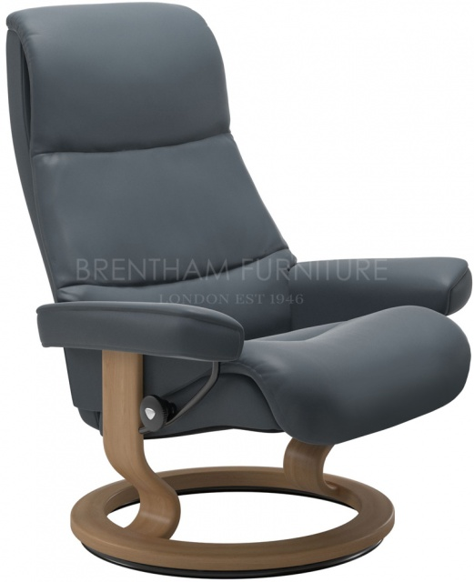 Stresslesss View Small Recliner Chair
