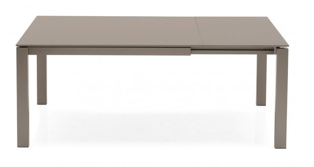 Connubia Calligaris Baron Ceramic Amp Wood Extendable Table