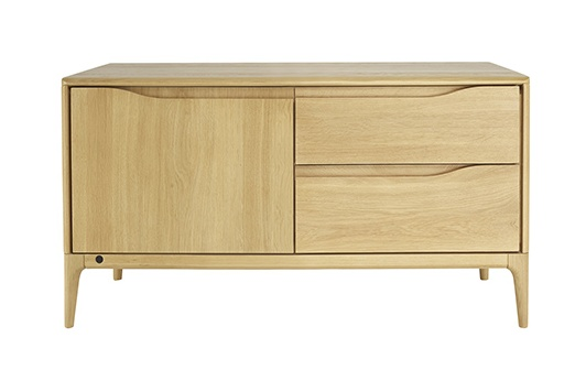 Ercol-2651 Romana IR TV Unit