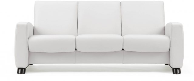 Stresslesss Arion Low Back 3 Seater Sofa
