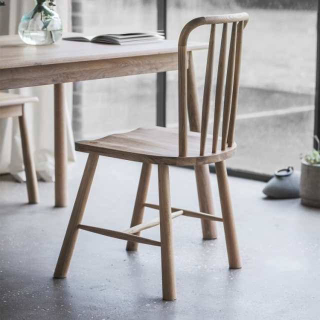 Gallery Direct & Frank Hudson Hudson Wycombe Dining Chair (2PK)