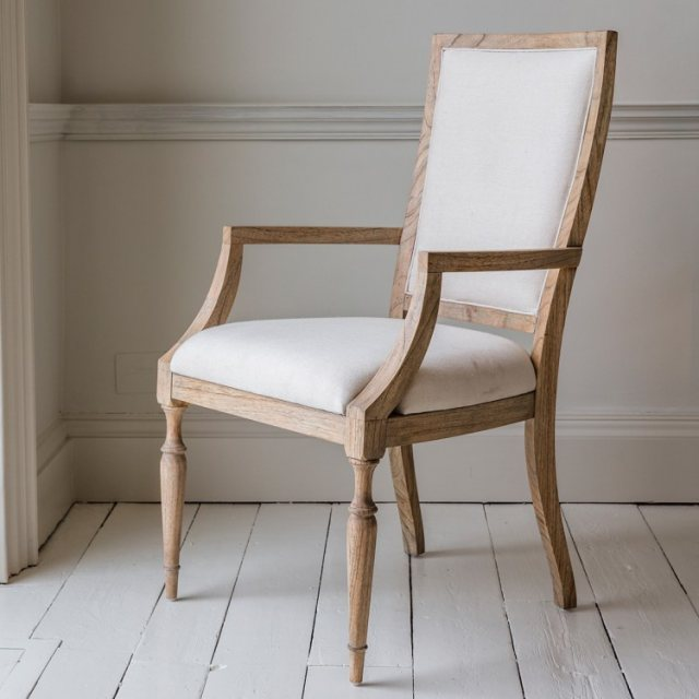 Gallery Direct & Frank Hudson Hudson Mustique Arm Chair