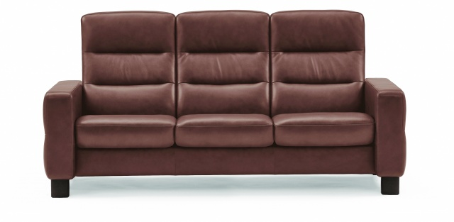 Stresslesss Wave High Back 2 Seater Sofa