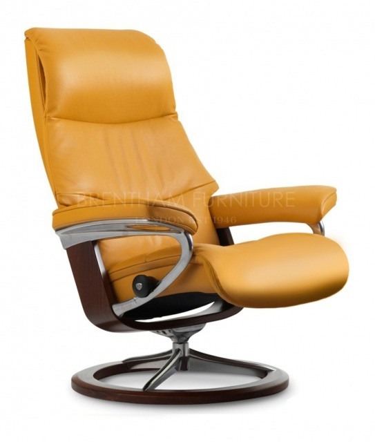 Stresslesss View Medium Recliner Chair