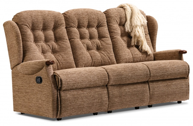 Sherborne Lynton Knuckle 3 Seater Fabric