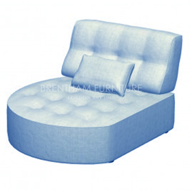 Fama Fama Arianne Love Round Chaise 'Y1' or 'Y2'