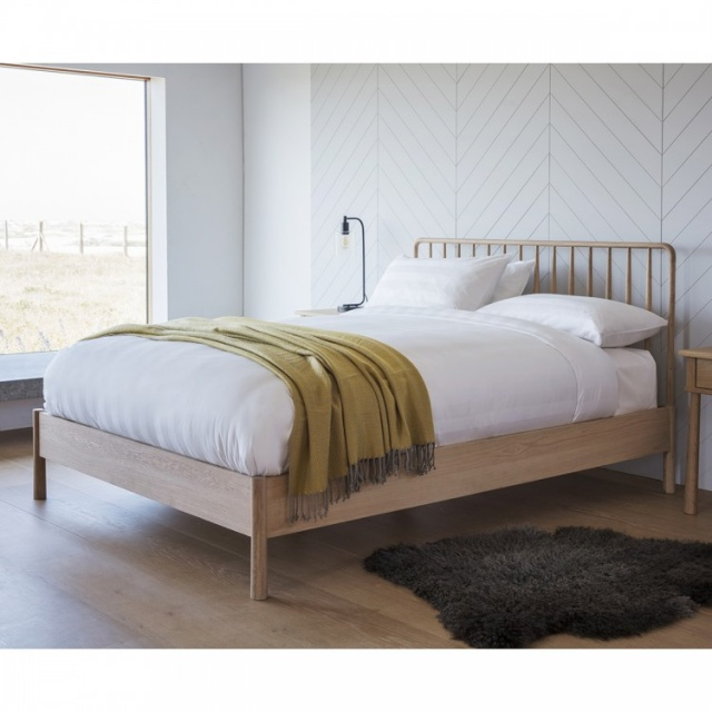 Gallery Direct & Frank Hudson Gallery Frank Hudson Wycombe 6ft Bed