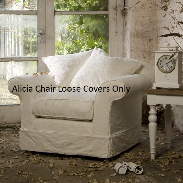 Tetrad Replacement Loose Covers Only - Alicia Chair