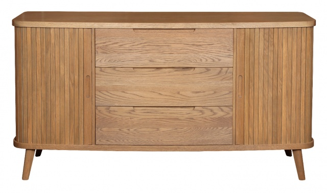 Carlton Furniture Tambour Sideboard