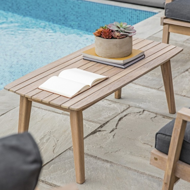 Gallery Direct & Frank Hudson Gallery Montril Outdoor Coffee Table