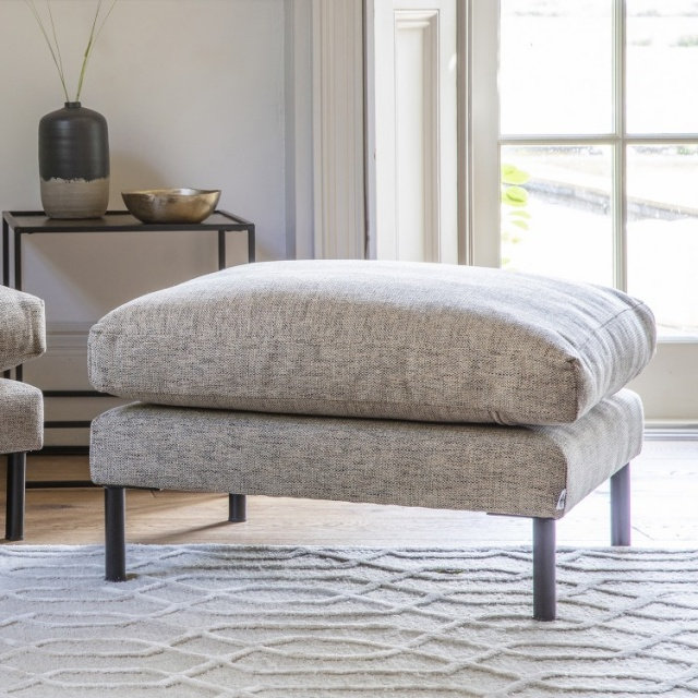 Gallery Direct & Frank Hudson Gallery Dulwich Footstool