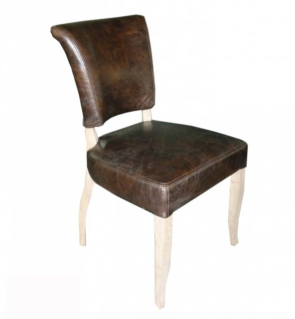 Halo Mimi Leather Chair Brentham Furniture