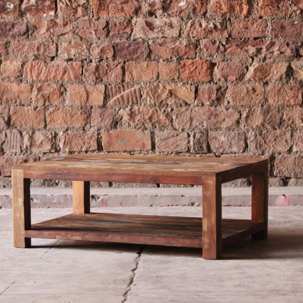 Little Tree Furniture Mary Rose Reclaimed Coffee Table