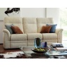 Parker Knoll Hudson 3 Seater Sofa Static