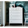 Ercol Ercol 3896 Salina 8 Drawer Tall Chest